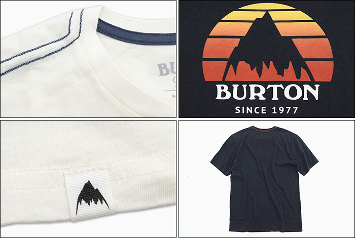 BURTONバートンのTシャツ Underhill02