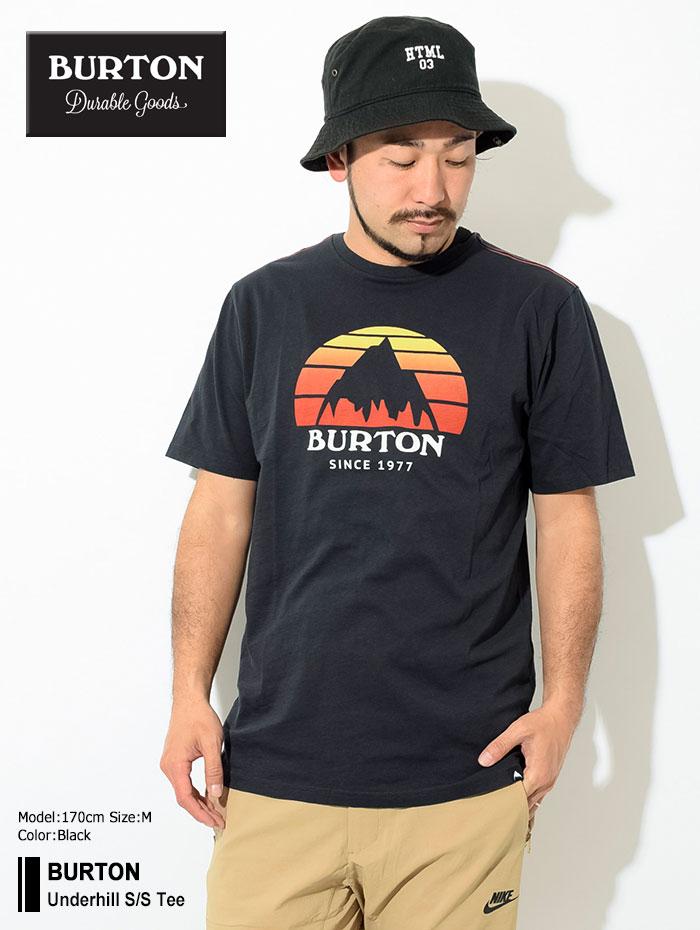 BURTONバートンのTシャツ Underhill01