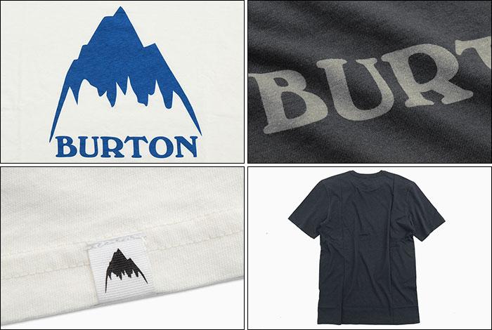 BURTONバートンのTシャツ Classic MTN High02