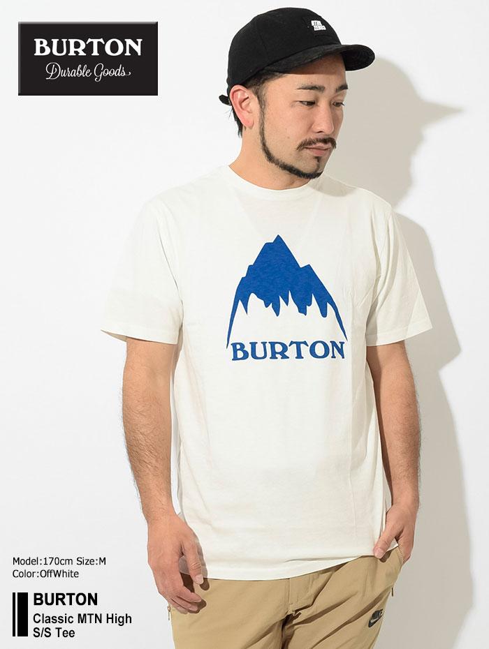 BURTONバートンのTシャツ Classic MTN High01
