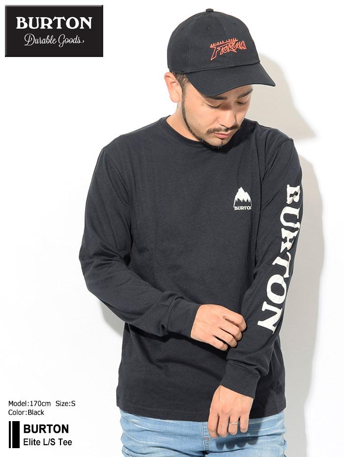 BURTONバートンのTシャツ Elite01