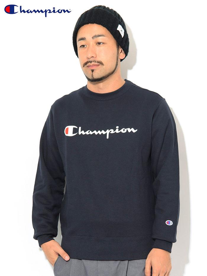 Championチャンピオンのトレーナー C3-Q002 Crew Sweat03