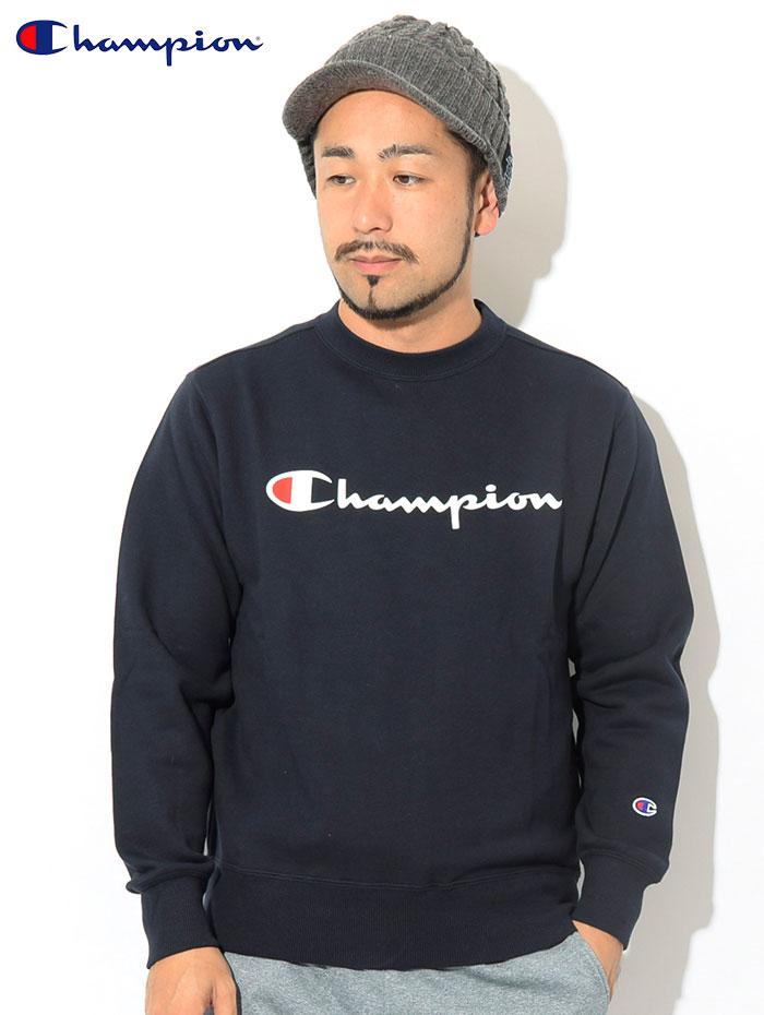 Championチャンピオンのトレーナー C3-Q007 Crew Sweat02