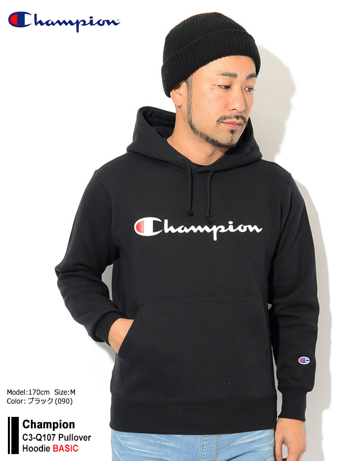 Championチャンピオンのパーカー C3-Q107 Pullover Hoodie01