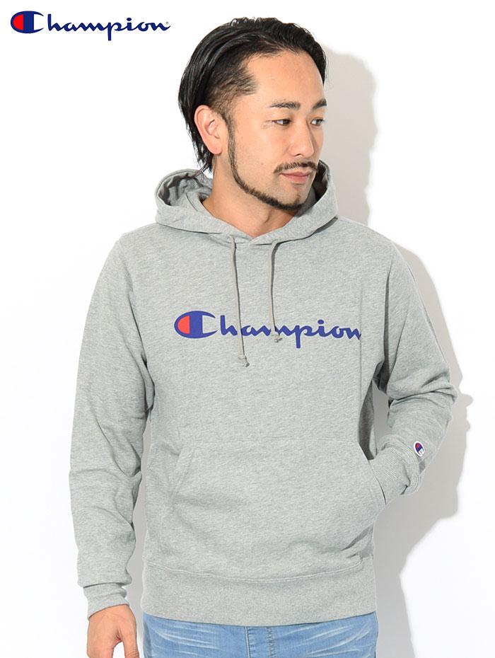 Championチャンピオンのパーカー C3-Q107 Pullover Hoodie03