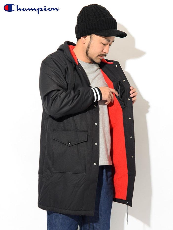 Championチャンピオンのジャケット C3-Q603 Half Coat03