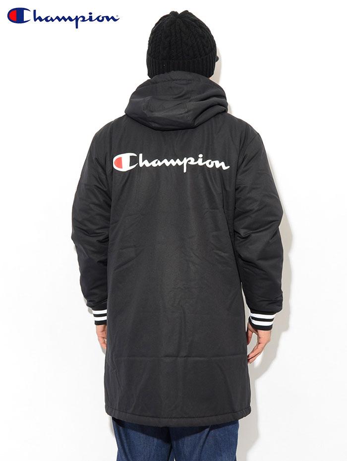 Championチャンピオンのジャケット C3-Q603 Half Coat04