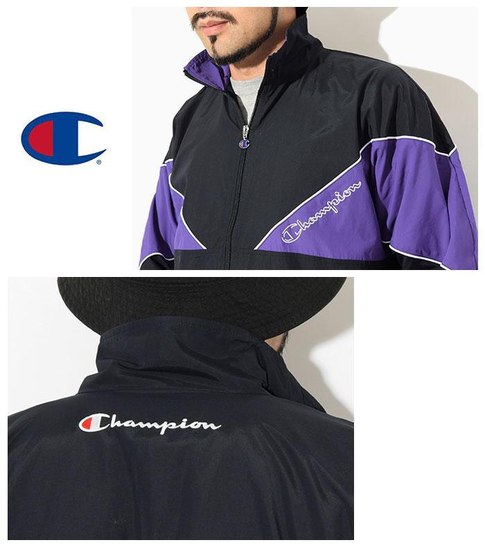 Championチャンピオンのジャケット C3-Q606 Full Zip04