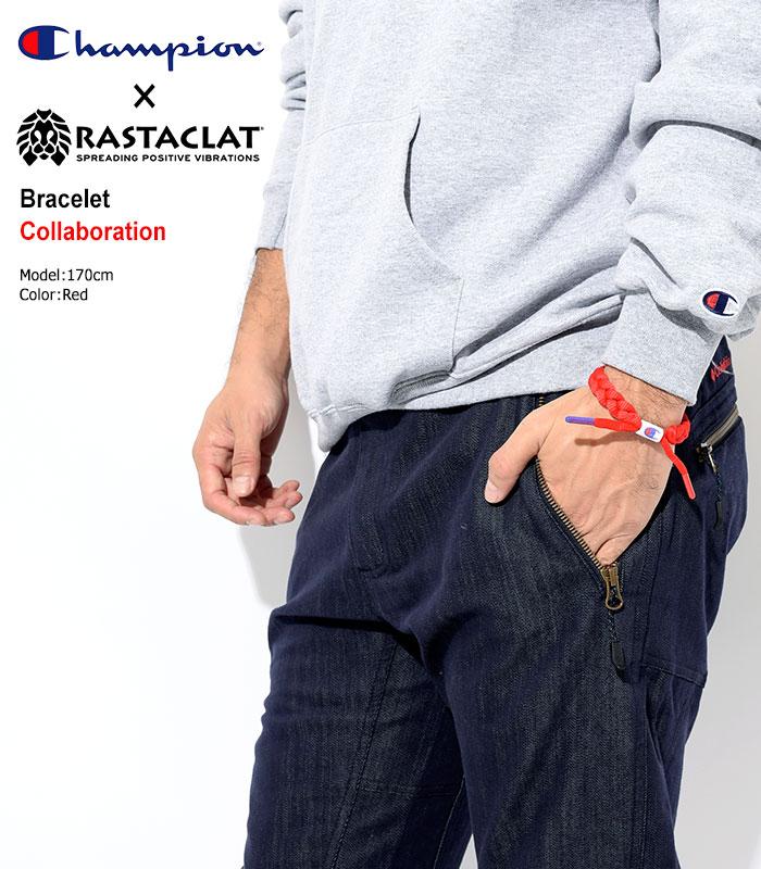 Championチャンピオンのブレスレット RASTACLAT Bracelet01
