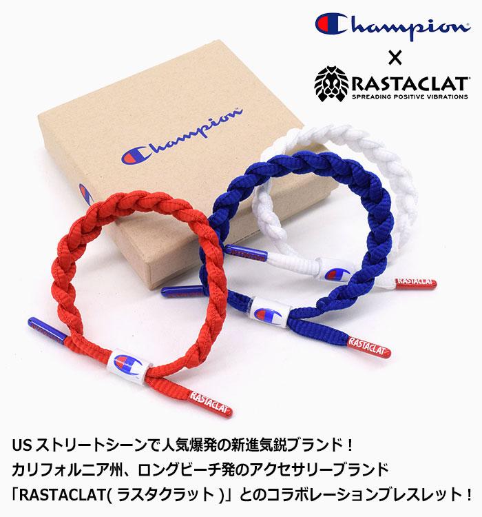 Championチャンピオンのブレスレット RASTACLAT Bracelet03