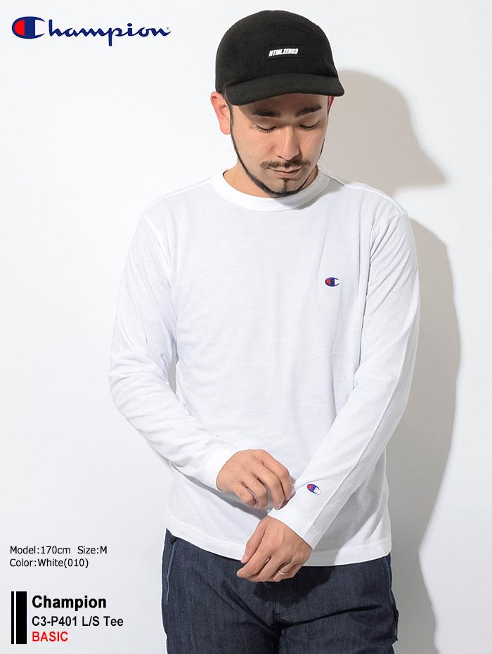 ChampionチャンピオンのTシャツ C3-P401 01