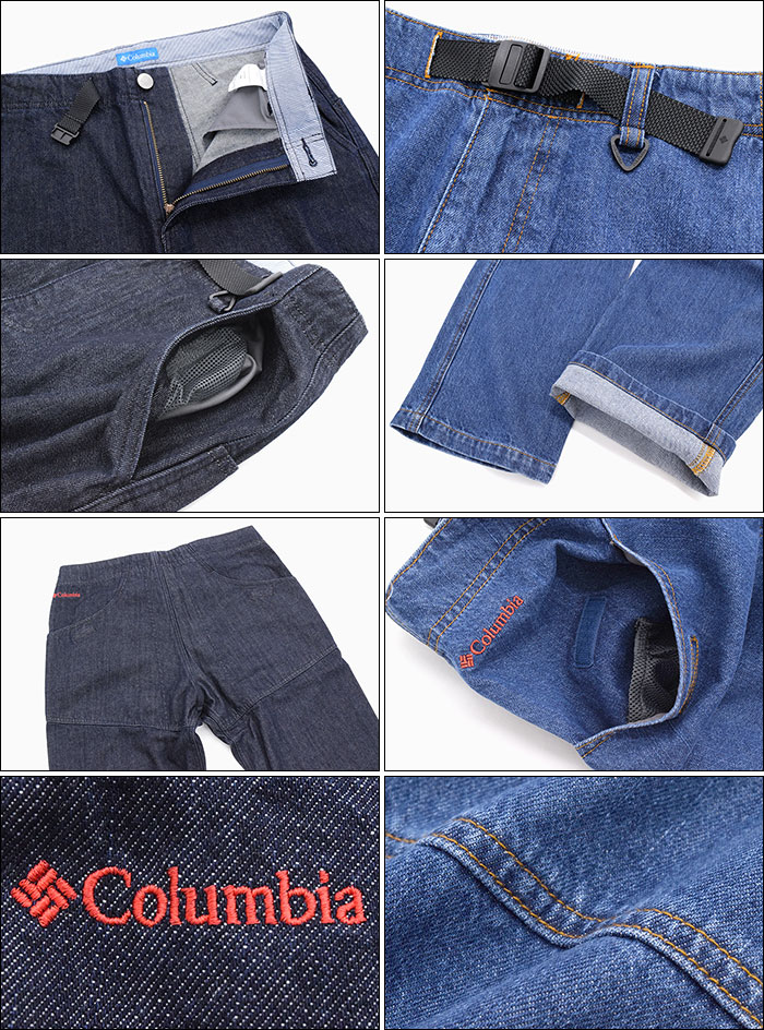 Columbiaコロンビアのパンツ Dr.Denim Honzawa Rocky Cannyon Denim Pant13
