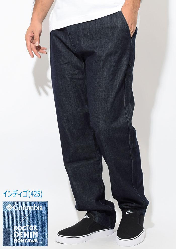 Columbiaコロンビアのパンツ Dr.Denim Honzawa Rocky Cannyon Denim Pant09