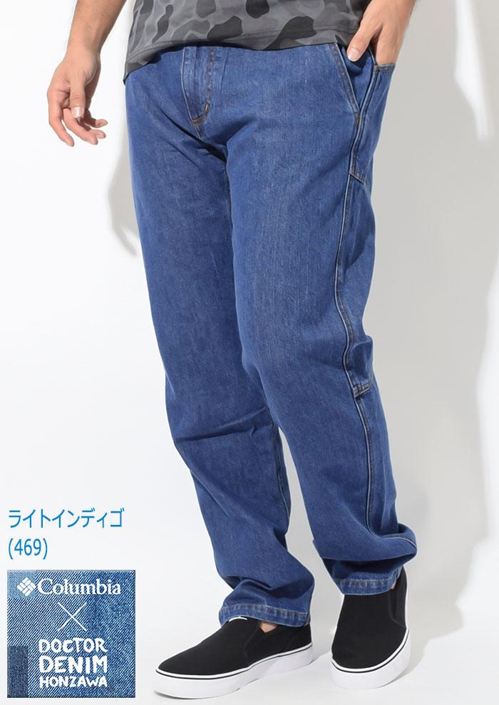 Columbiaコロンビアのパンツ Dr.Denim Honzawa Rocky Cannyon Denim Pant11