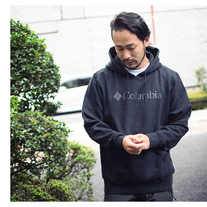 Columbiaコロンビアのパーカー Forest Hill Pullover Hoodie02