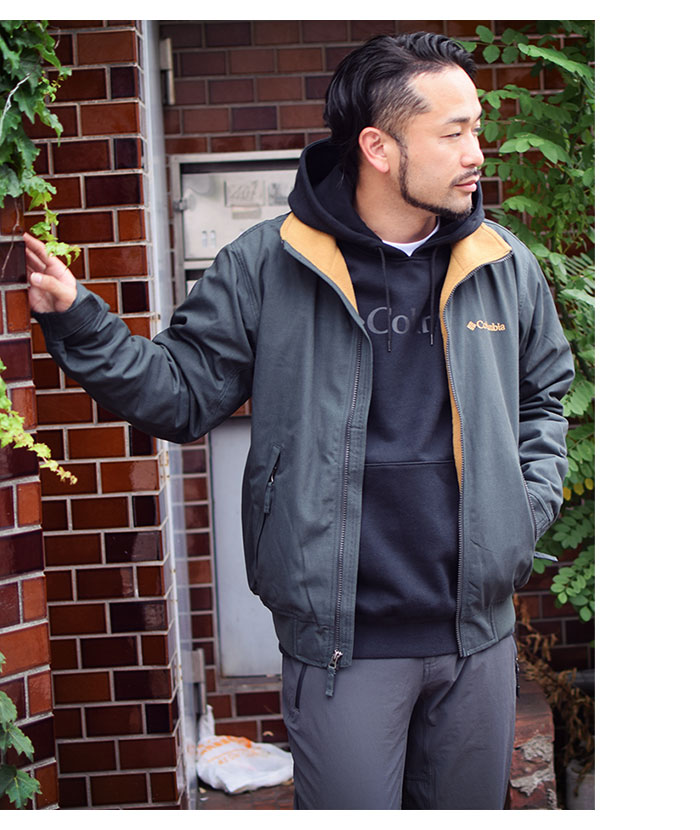 Columbiaコロンビアのパーカー Forest Hill Pullover Hoodie03