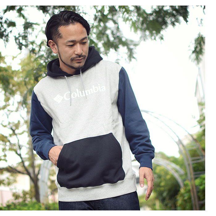 Columbiaコロンビアのパーカー Forest Hill Pullover Hoodie05