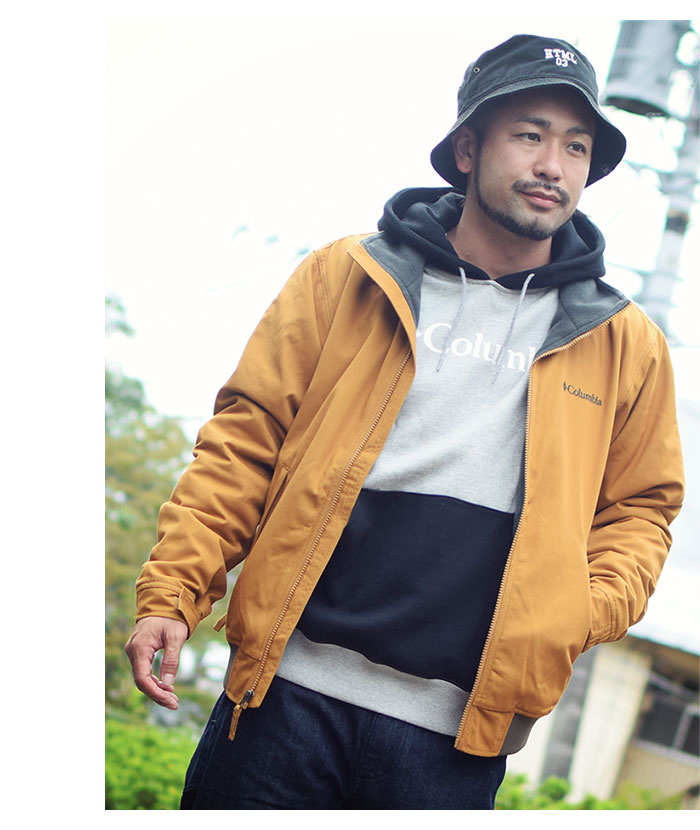 Columbiaコロンビアのパーカー Forest Hill Pullover Hoodie06