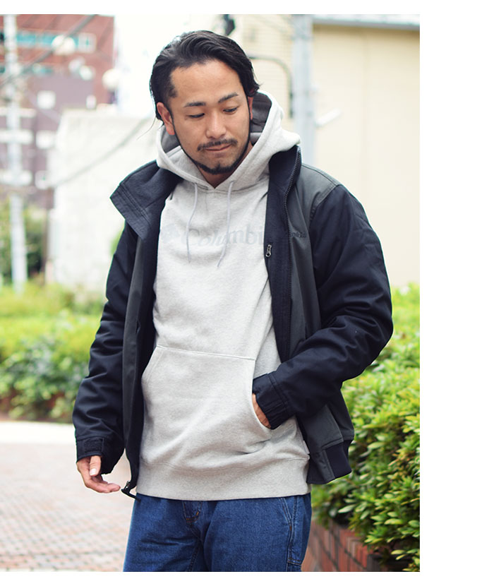 Columbiaコロンビアのパーカー Forest Hill Pullover Hoodie09
