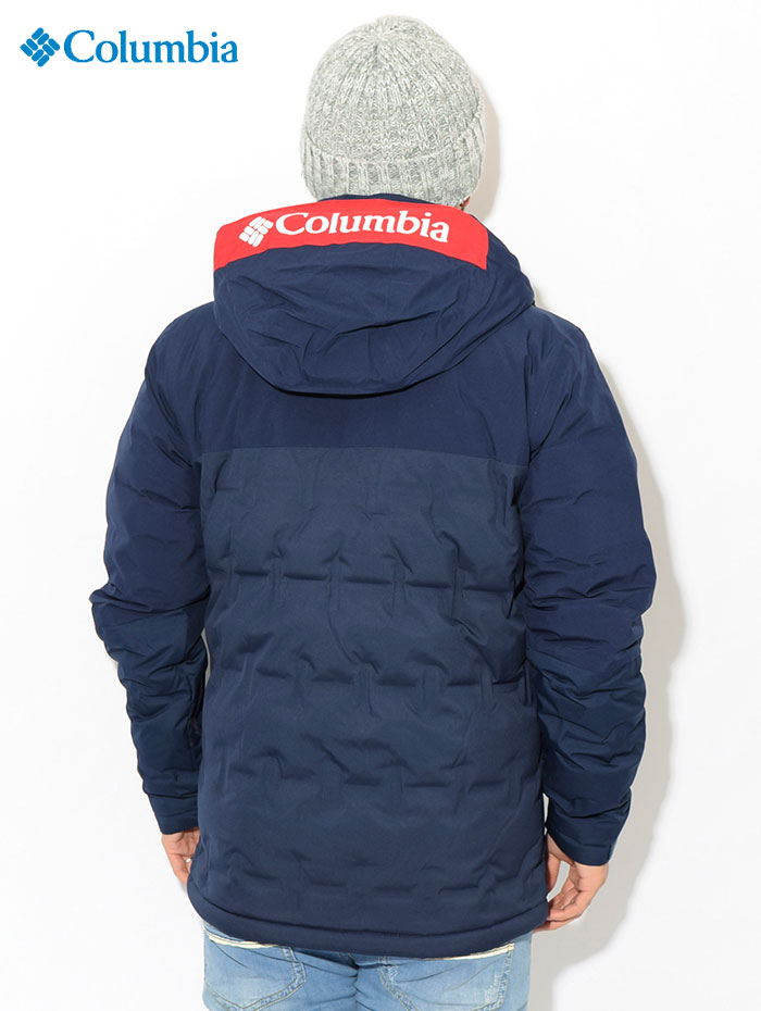Columbiaコロンビアのジャケット Wildcard Down05