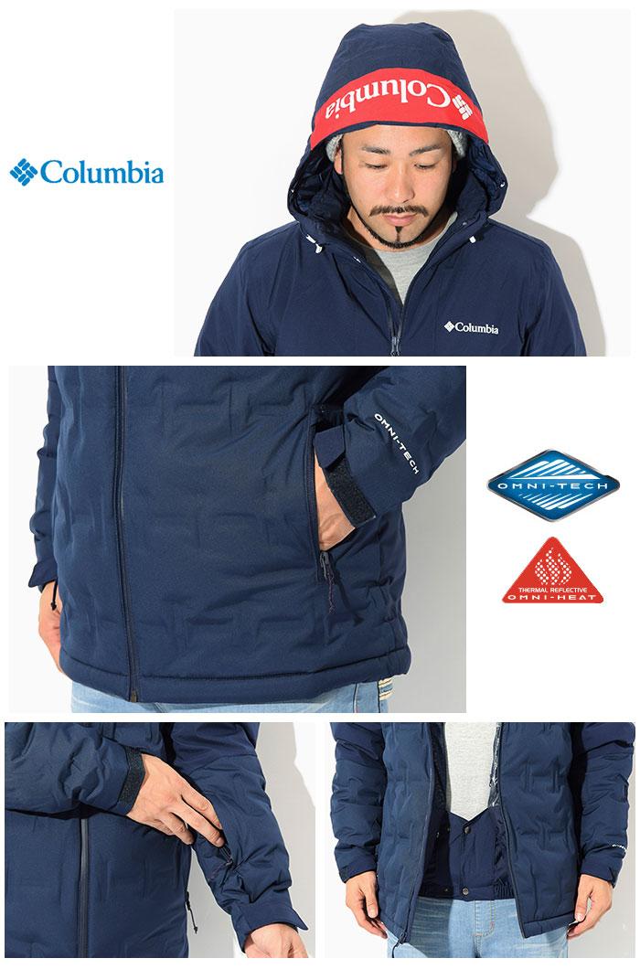 Columbiaコロンビアのジャケット Wildcard Down08