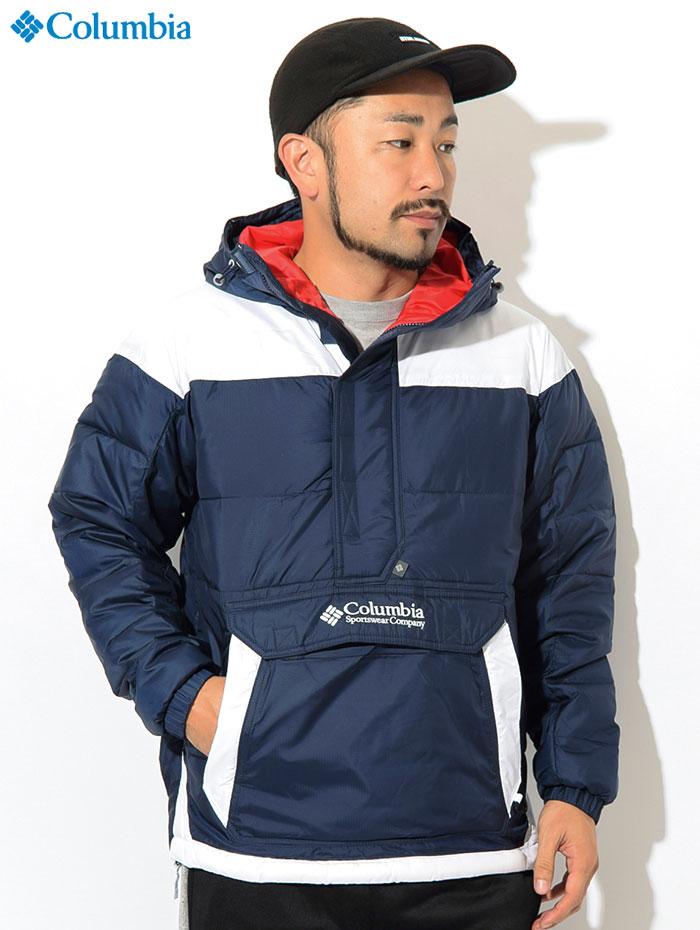 Columbiaコロンビアのジャケット Columbia Lodge Pullover02