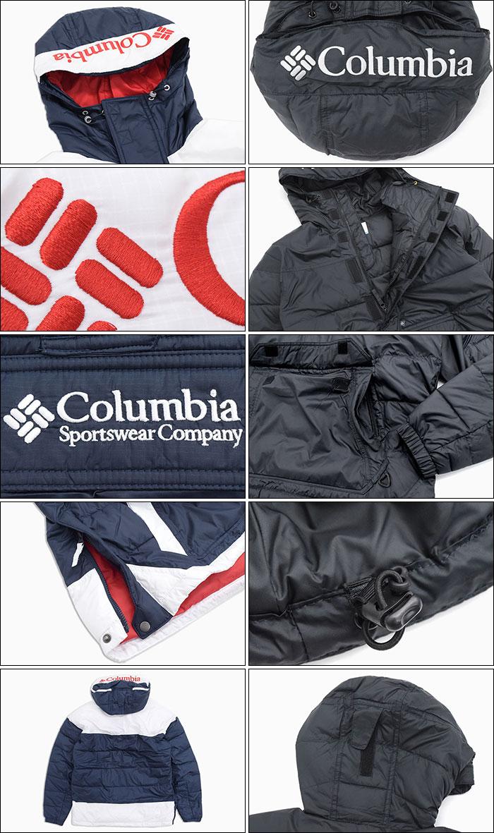 Columbiaコロンビアのジャケット Columbia Lodge Pullover06
