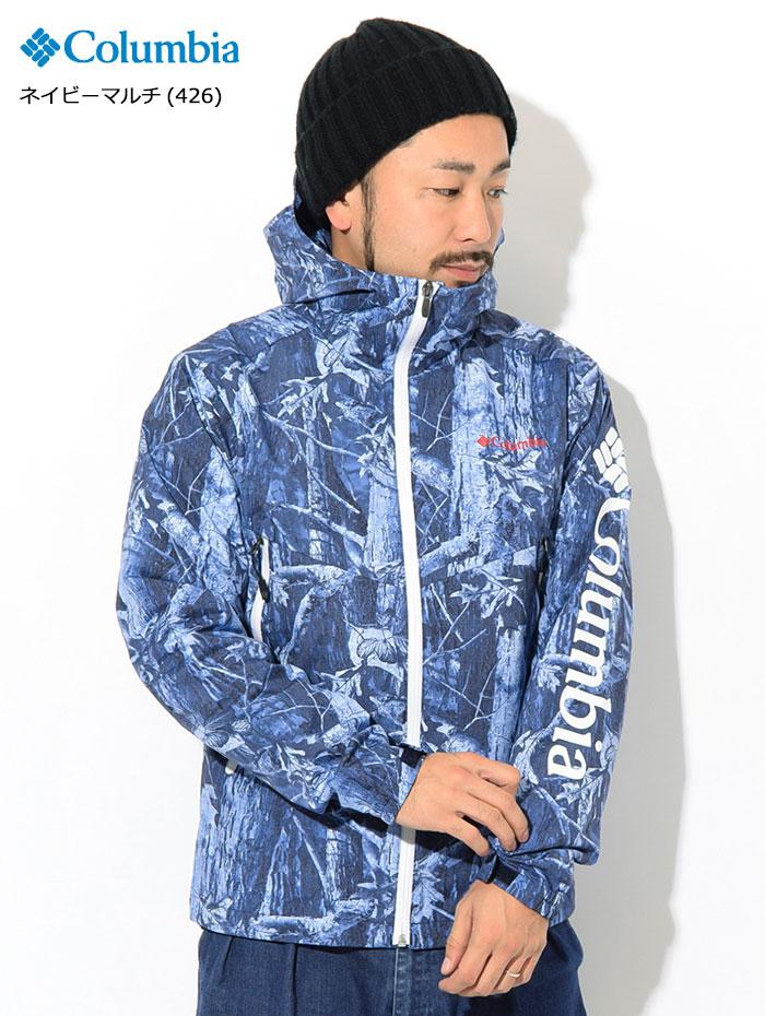 Columbiaコロンビアのジャケット Decruze Summit Patterned02