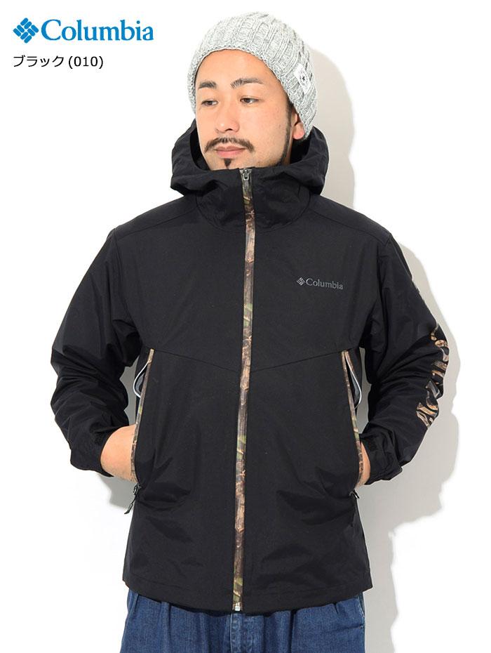 Columbiaコロンビアのジャケット Decruze Summit Patterned03