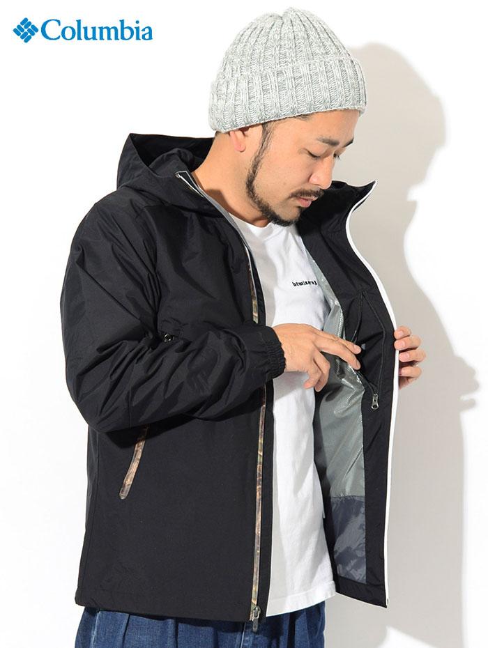Columbiaコロンビアのジャケット Decruze Summit Patterned04