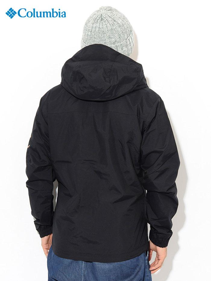 Columbiaコロンビアのジャケット Decruze Summit Patterned05