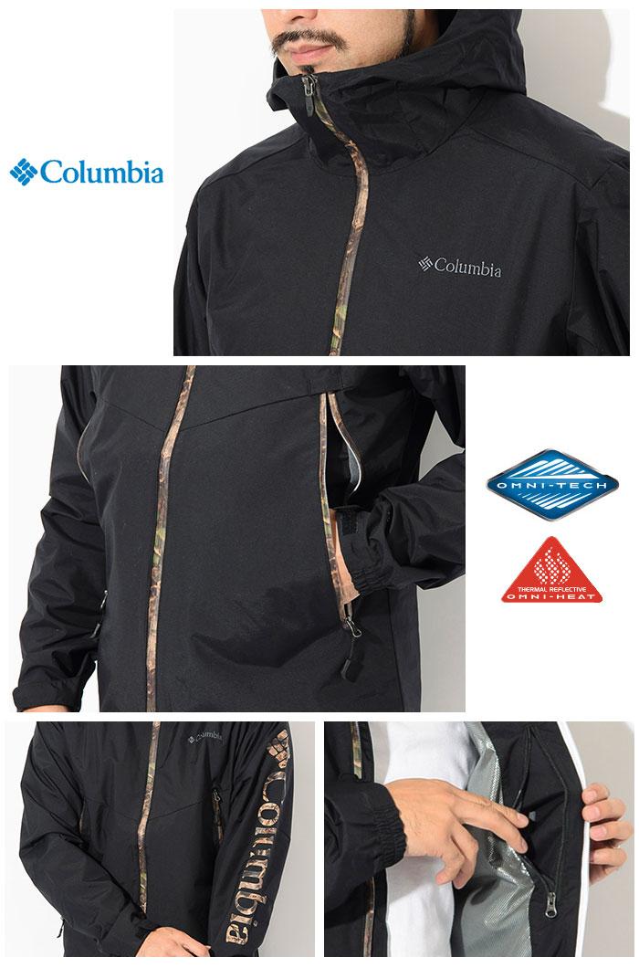 Columbiaコロンビアのジャケット Decruze Summit Patterned06