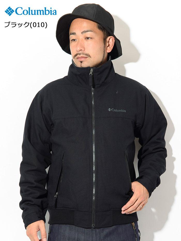 Columbiaコロンビアのジャケット ロマビスタ10