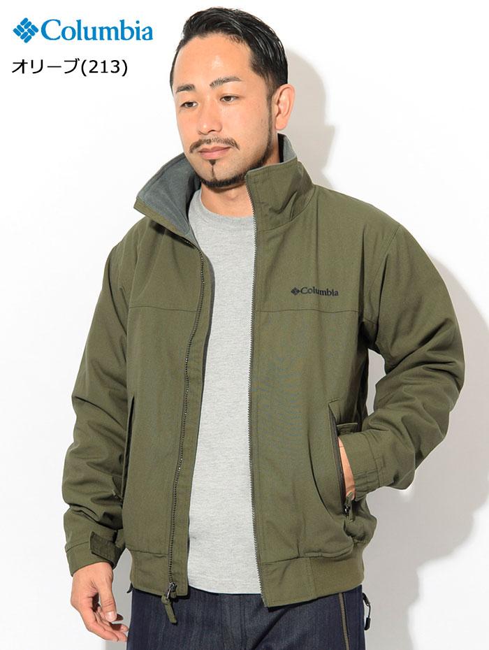 Columbiaコロンビアのジャケット ロマビスタ11