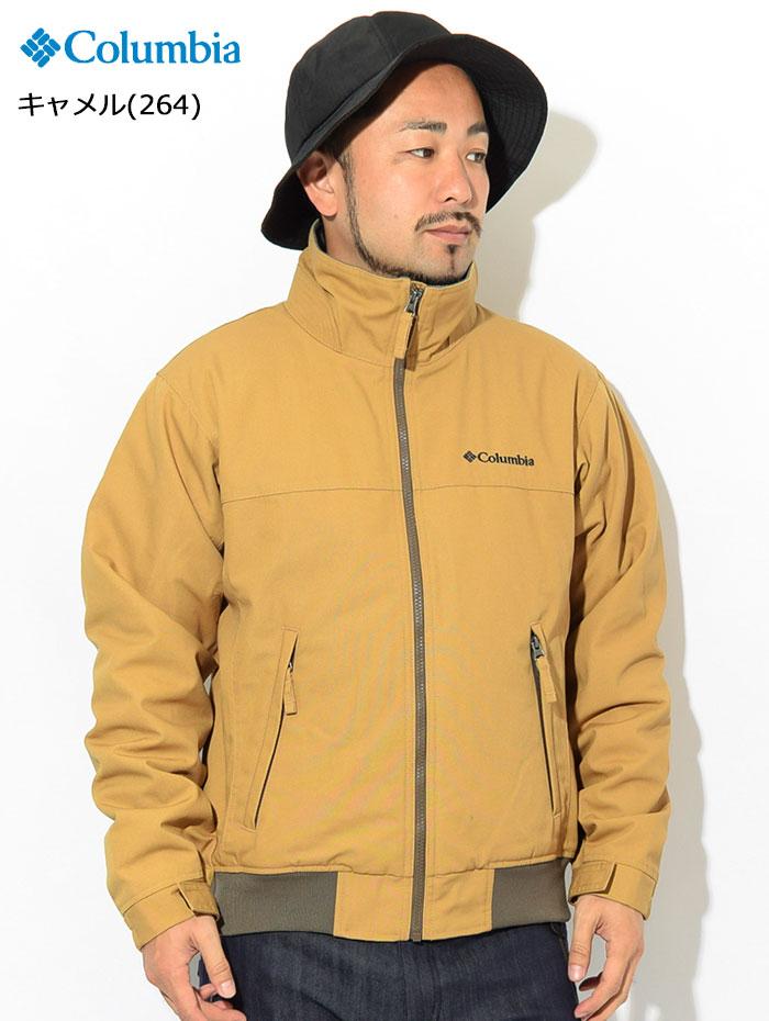 Columbiaコロンビアのジャケット ロマビスタ12