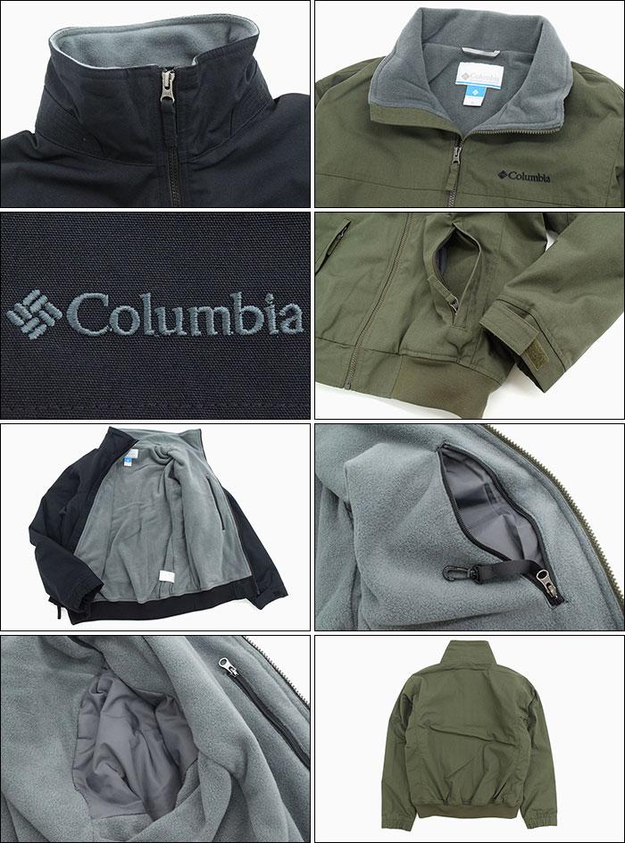 Columbiaコロンビアのジャケット ロマビスタ14