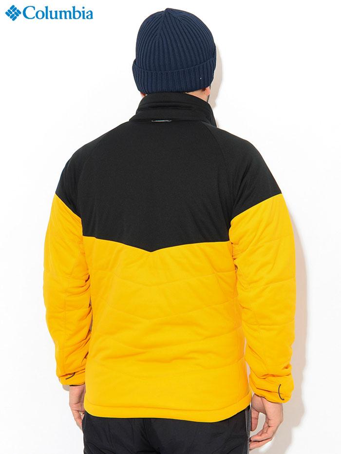 Columbiaコロンビアのジャケット Crest To Creek04