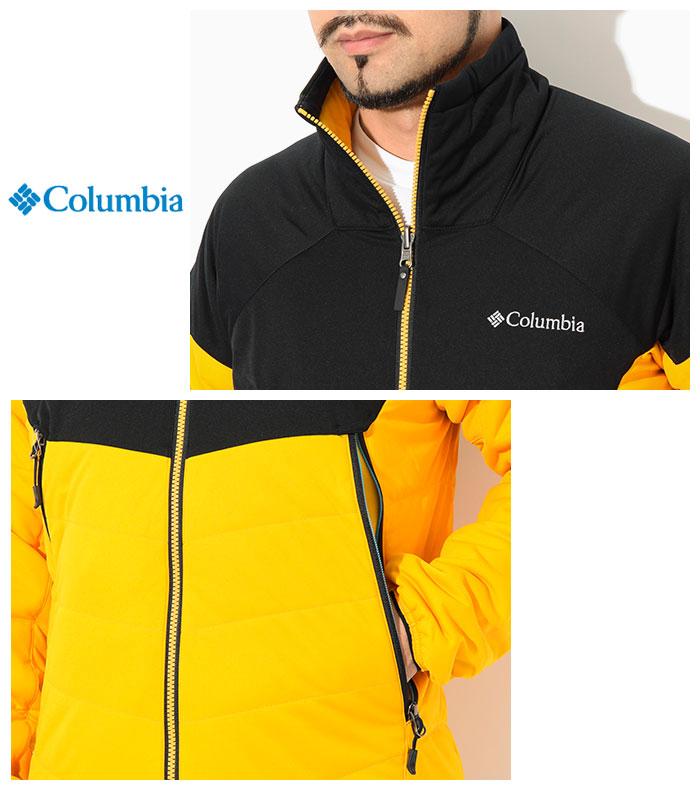 Columbiaコロンビアのジャケット Crest To Creek05