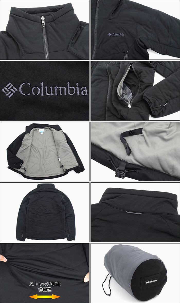 Columbiaコロンビアのジャケット Crest To Creek06