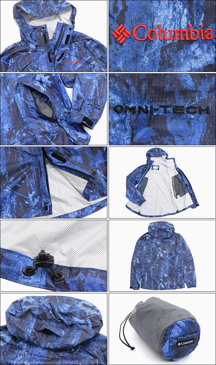 Columbiaコロンビアのジャケット Wabash Patterned07
