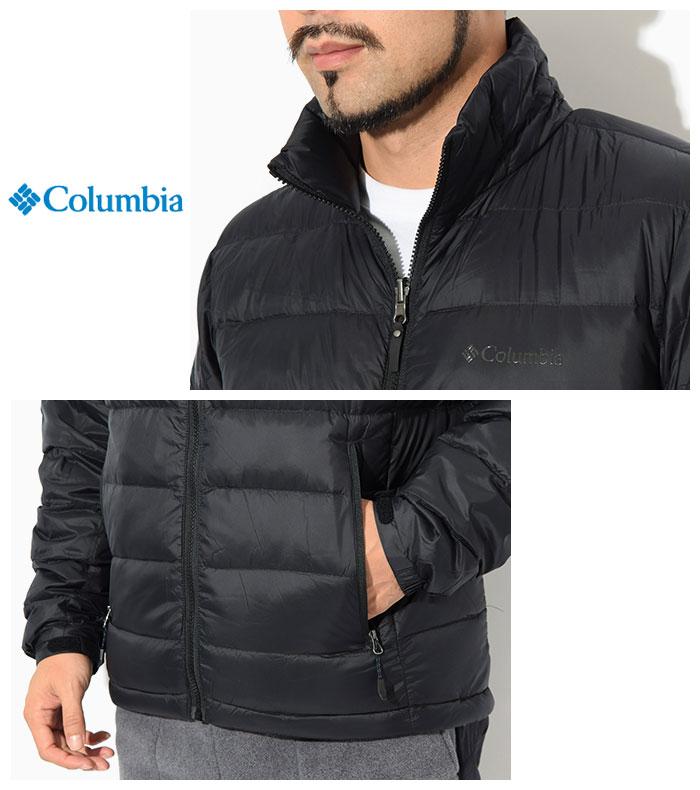 Columbiaコロンビアのジャケット Mountain Skyline04