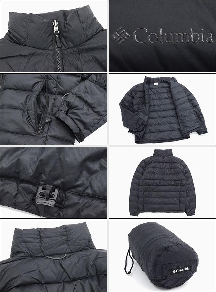 Columbiaコロンビアのジャケット Mountain Skyline05