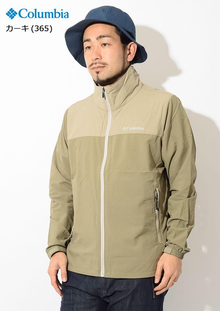 Columbiaコロンビアのジャケット Wills Isle06
