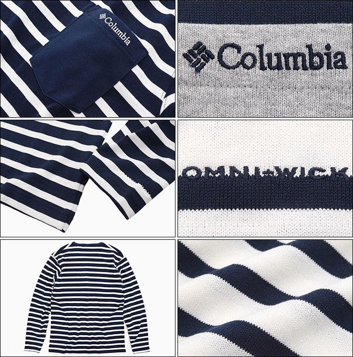 ColumbiaコロンビアのTシャツ Yonge Street Crew12