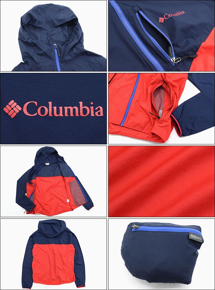 Columbiaコロンビアのジャケット Square Hike09