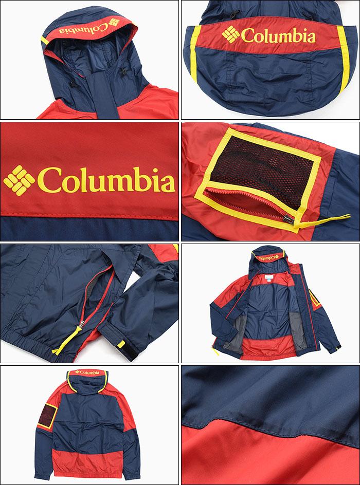 Columbiaコロンビアのジャケット Pavlof Road06