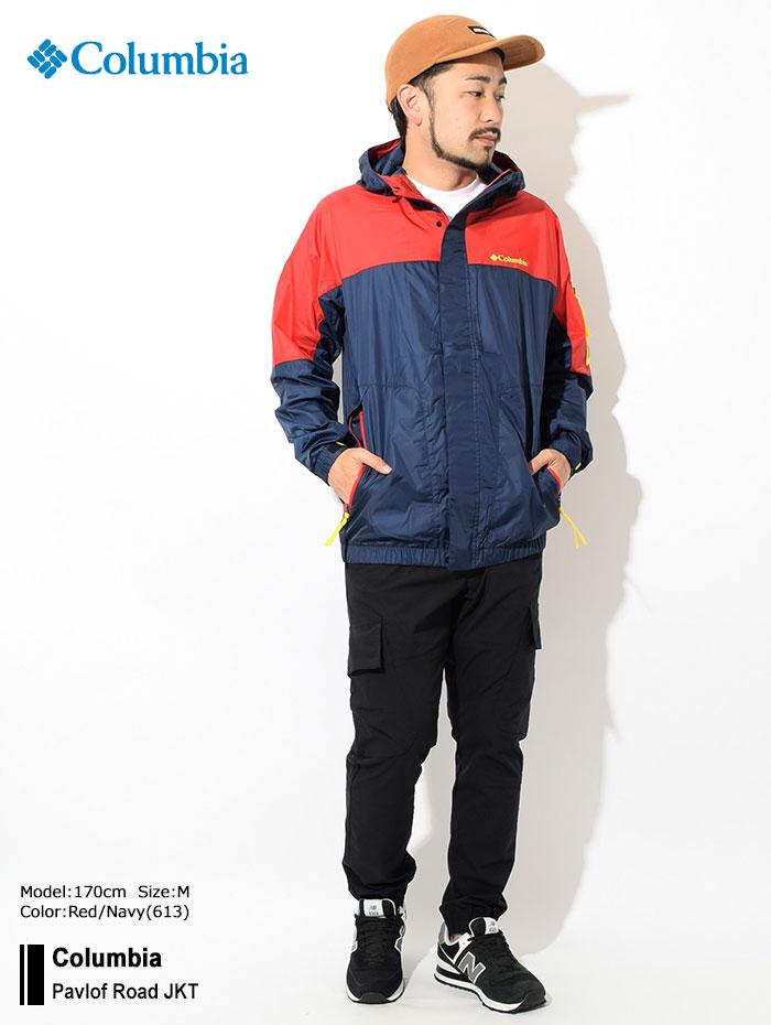 Columbiaコロンビアのジャケット Pavlof Road01