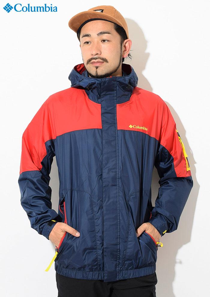 Columbiaコロンビアのジャケット Pavlof Road02