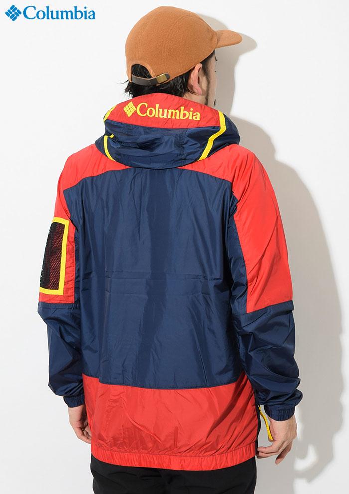Columbiaコロンビアのジャケット Pavlof Road04