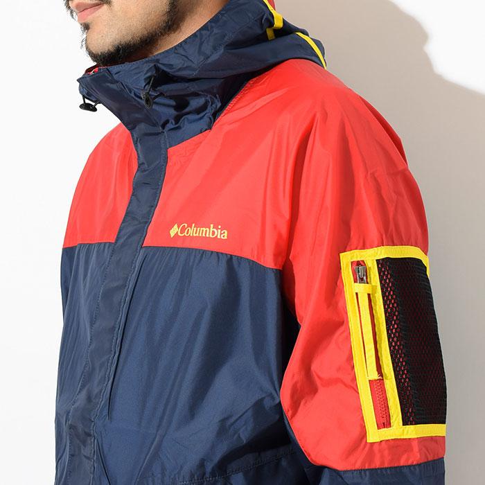 Columbiaコロンビアのジャケット Pavlof Road05